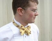 Large Butterfly Bow Tie Self Tie Adjustable Steeplechase