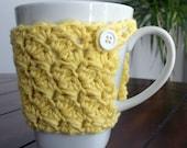 Cotton Mug Cozy - misschristiana