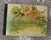 Autograph Album, Antique Book, Victorian Decor - WhimzyThyme