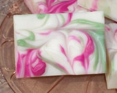 Magnolia Soap - Spring - Cold Process Soap - JOANSGARDENS