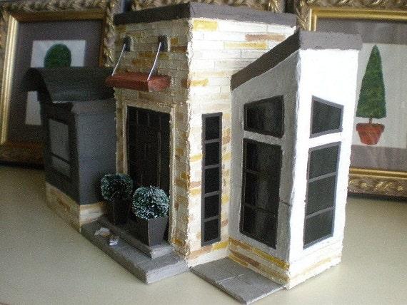 Современный Современный дом
