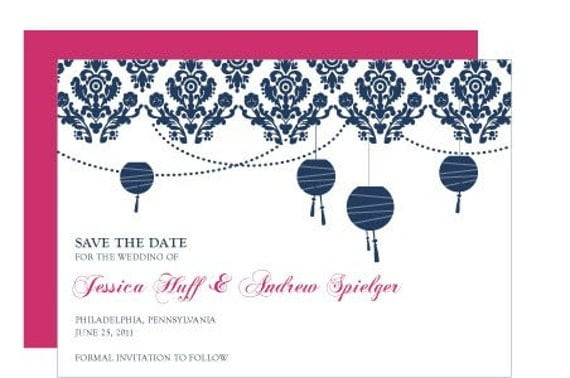 Coordinating wedding invitations place cards menus cupcake toppers