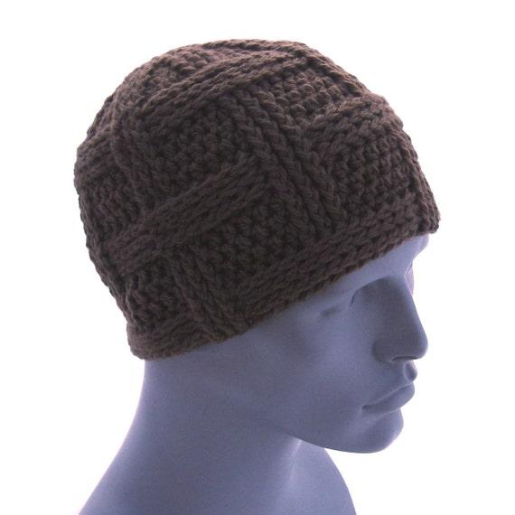 The Open Weave - Crochet Pattern