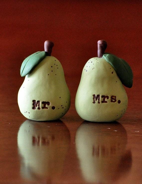A perfect pear pair