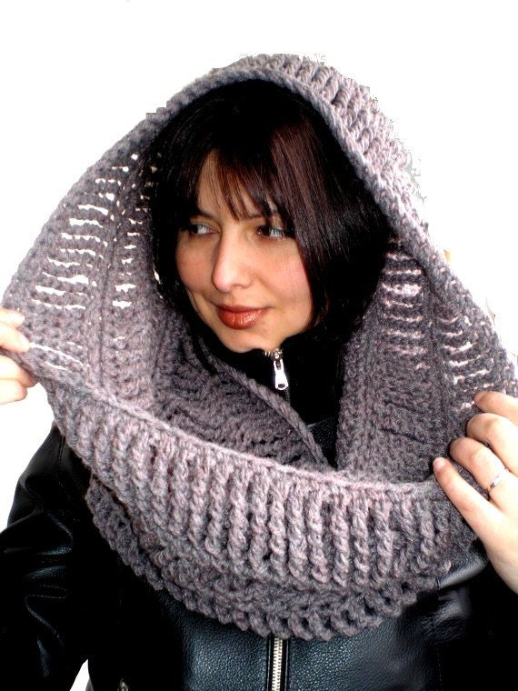 Wool Scarflette Crochet Pattern - Yahoo! Voices - voices.yahoo.com