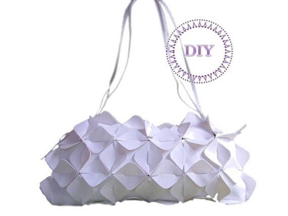 make your own white Dream Bag Put&Pull