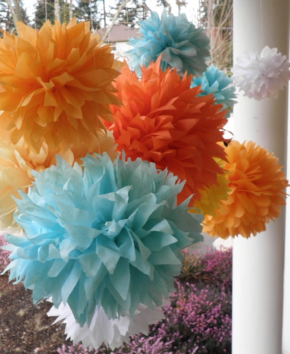 You Choose - Set of 40 PomPom's
