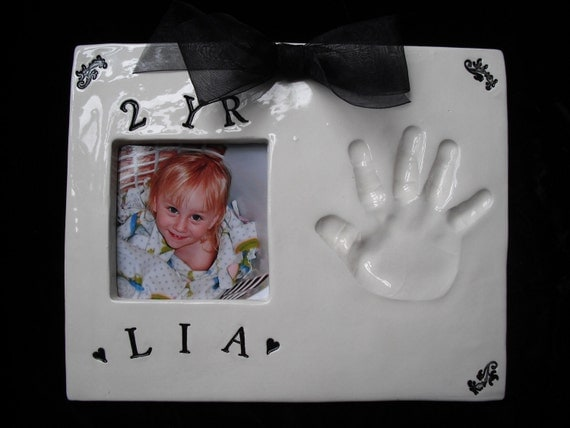 Kids Handprint Frame