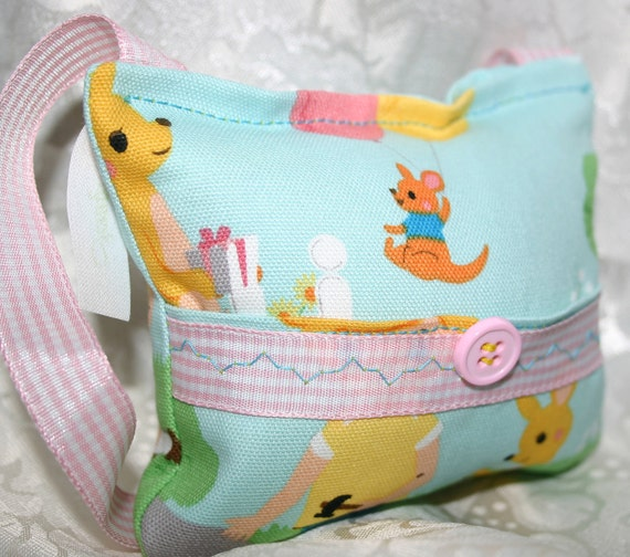 Winnie the Pooh Tooth Fairy Pillow -  Jenny Looms