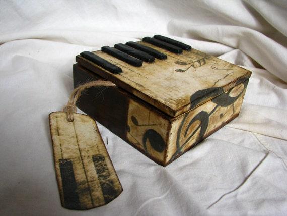 Декоративная коробка фортепиано доставки по всему миру