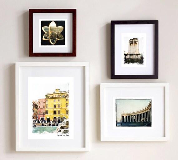 Свет Флоренция - 5 х 5 дюймов - Италия Фото - художественной фотографией - Флоренция Италия Decor - Тоскана фотографии