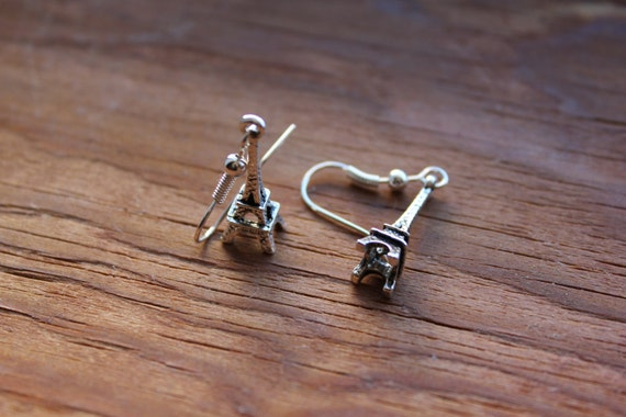 Earrings Eiffel Tower