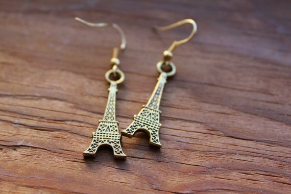 Earrings for Paris