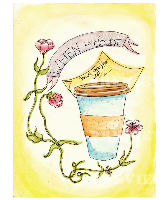 "11x17"" coffee printable"