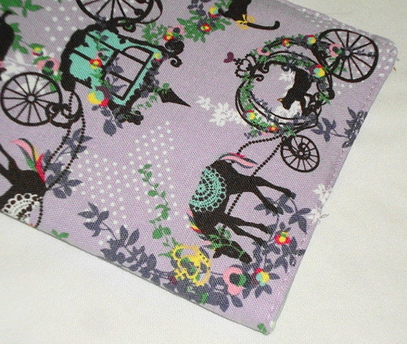 Romantic Cinderella's Carriage Monthly Planner 2012   by WolfBait from etsy.com