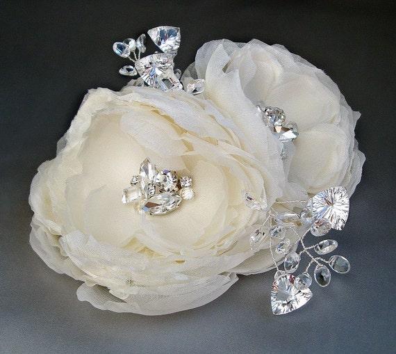 Гера двухместные цветов драгоценных камней Веточка чародей