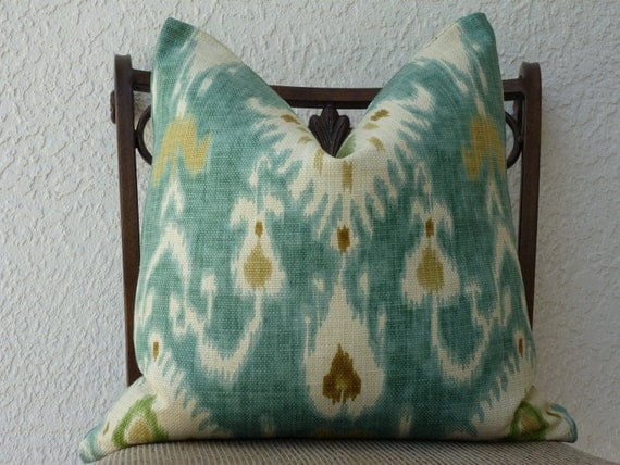 Decorative Pillow Cover - Accent Pillow - Throw Pillow - 20
