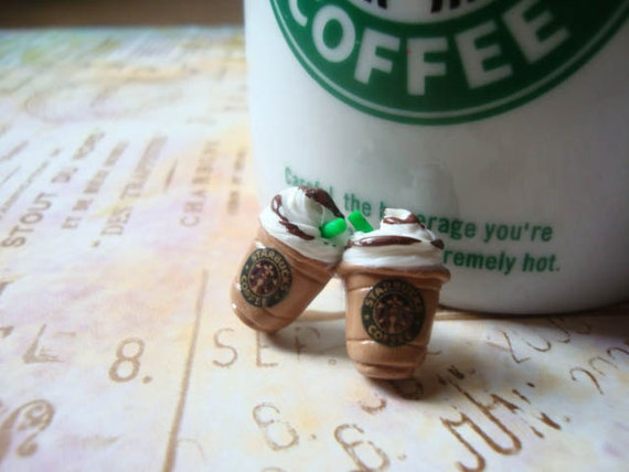 Starbucks stud