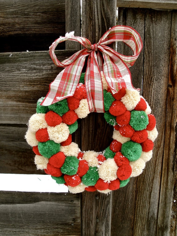 Christmas Wreath, Old Fashion Christmas Wreath