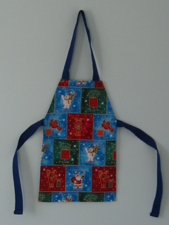 Christmas aprons  in two sizes