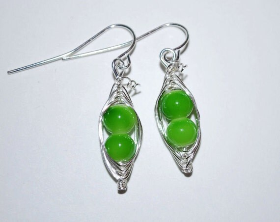 Peas in a Pod Earrings