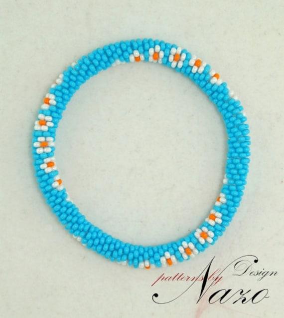Bead Crochet Bracelets by Tracy Vincent