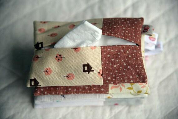 Tissue Hugger - Pink