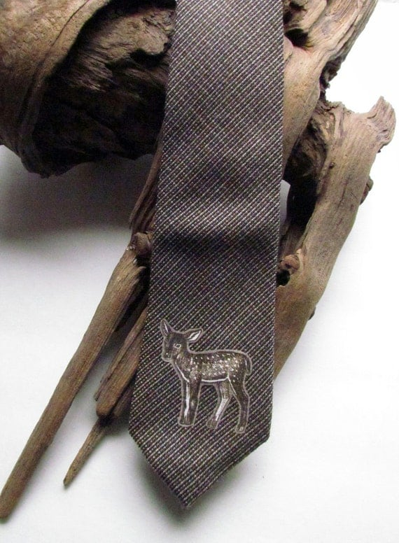 Deer - Old Style Neckties