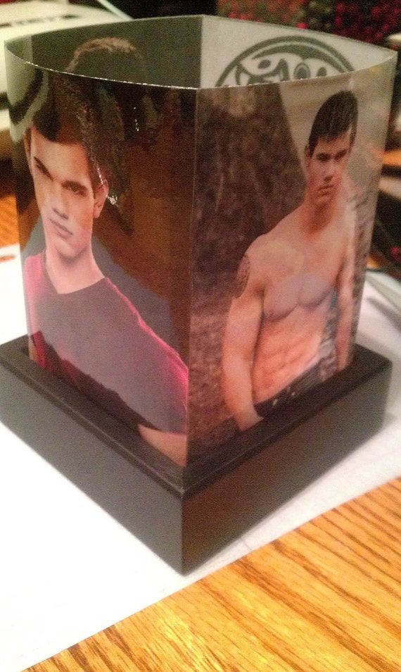 Twilight Team Jacob Luminary Night light Lamp