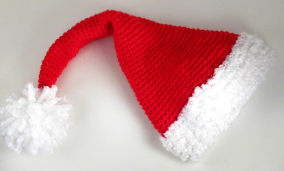 Santa Baby Hat - In Stock