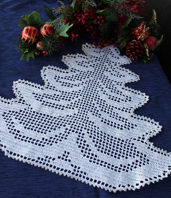 CROCHET CHRISTMAS DOILY ? Crochet For Beginners