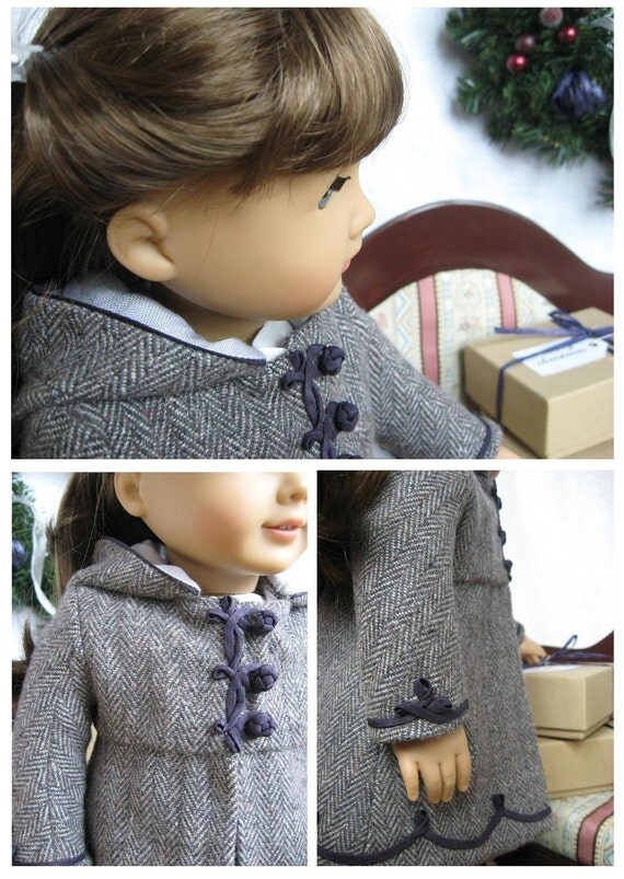 the Adelaide -- an all new coat from Melody Valerie Couture