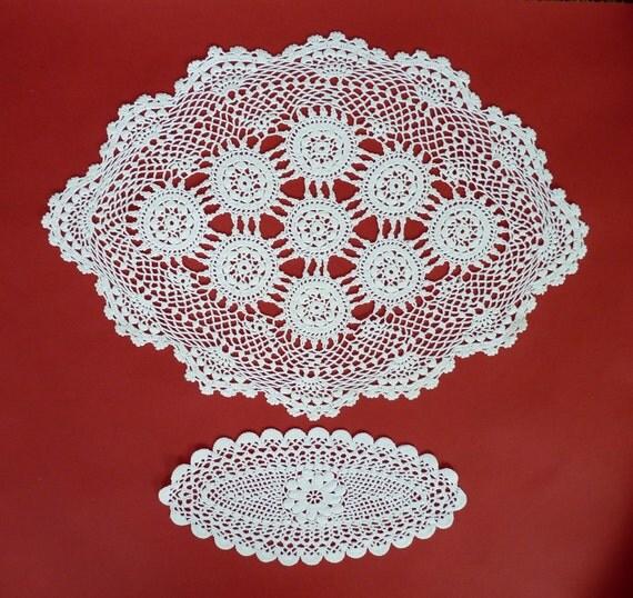eBay - Lace, Crochet Doilies, Linens Textiles Pre-1930 , Antiques