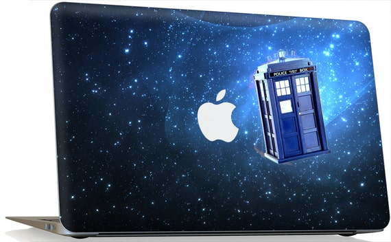 macBook pro Doctor Who