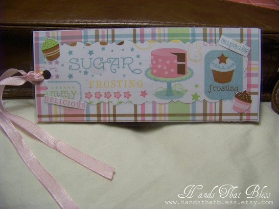 Delightful Sweets Bookmark