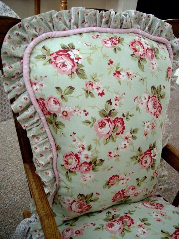 Chair Cushion Pink Rocking Chair Pads Amp Cushions