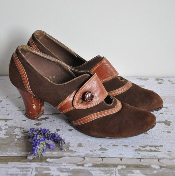 vintage swing dance shoes 2