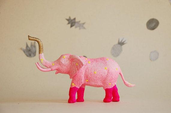baby elephant - the strange planet