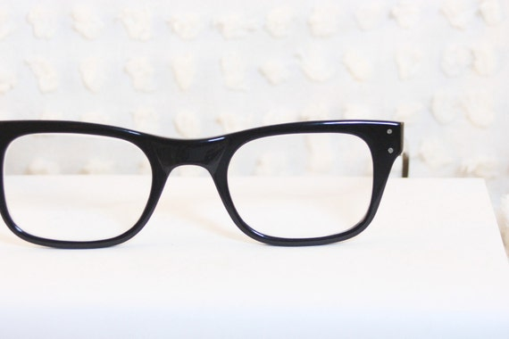 G MAN EYEGLASS FRAMES Glass Eye