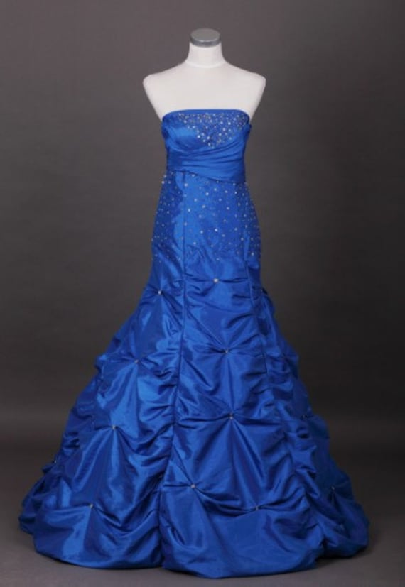 Custom make Vintage Wedding Dress A LINE Bridal Gown Bridesmaid Mermaid