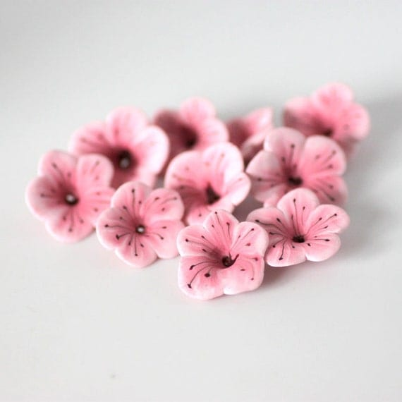 cherry blossom beads