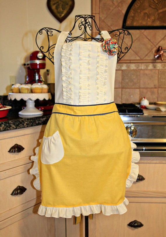 womens full Apron My BEST seller