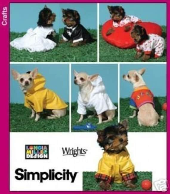 Free Dog Clothes Patterns - Dog Lovers Gifts
