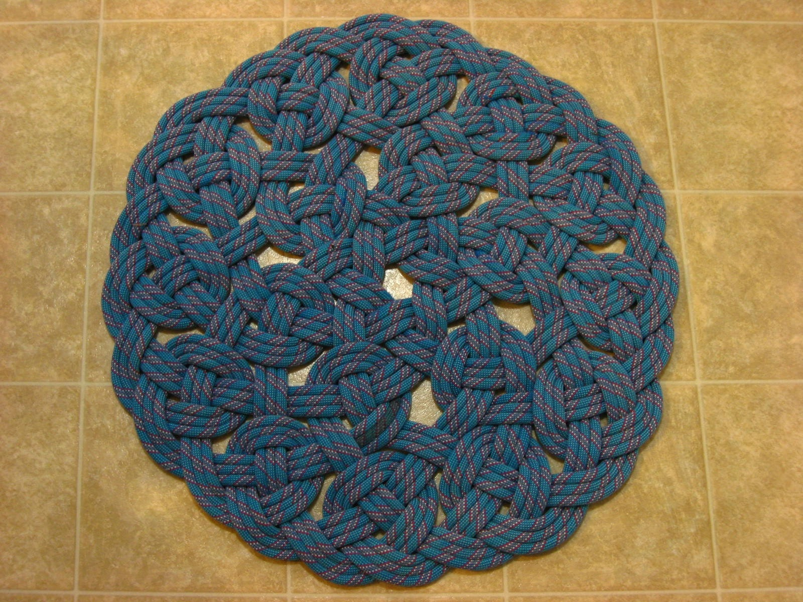 Making Area Rugs From Recycled Jeans : Braided Jeans Rug: Cutting