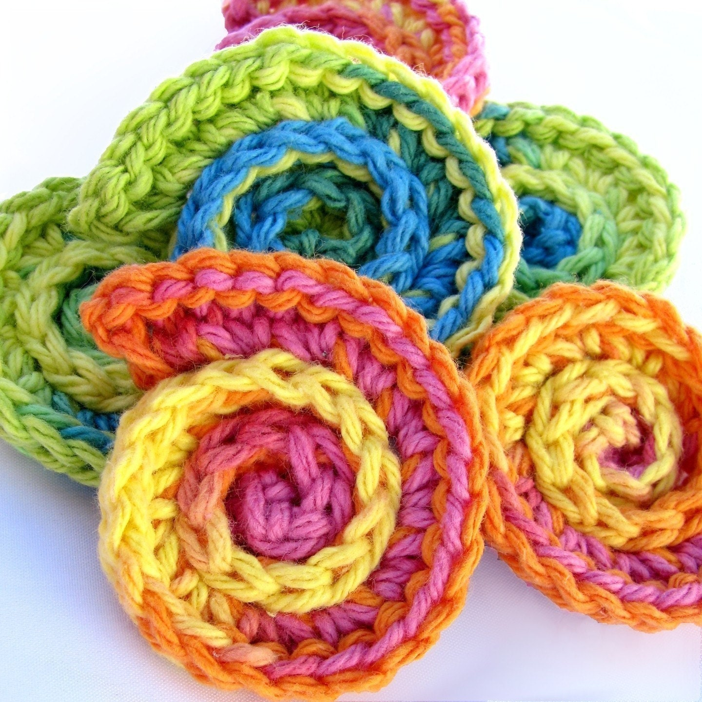 CROCHET SCRUBBIE PATTERNS ? Free Patterns