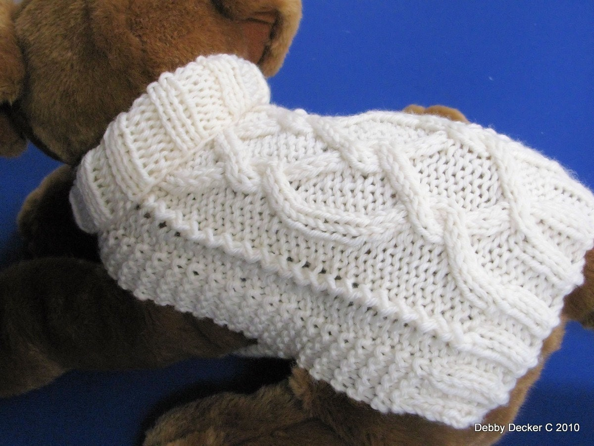 Aran Honeycomb - Learn to Knit the Aran Honeycomb Stitch