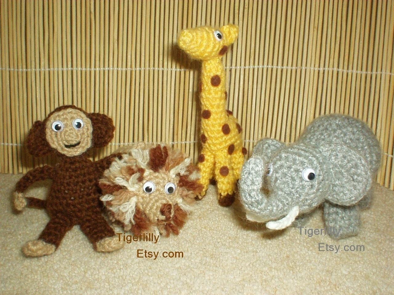 Free Giraffe Crochet Afghan Pattern : FREE CROCHET GIRAFFE PATTERN ? Crochet For Beginners