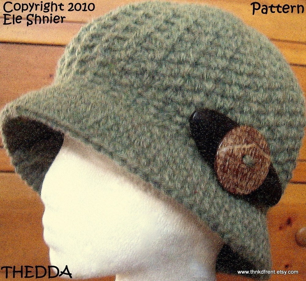 PATTERNS FOR WINTER HATS Free Patterns