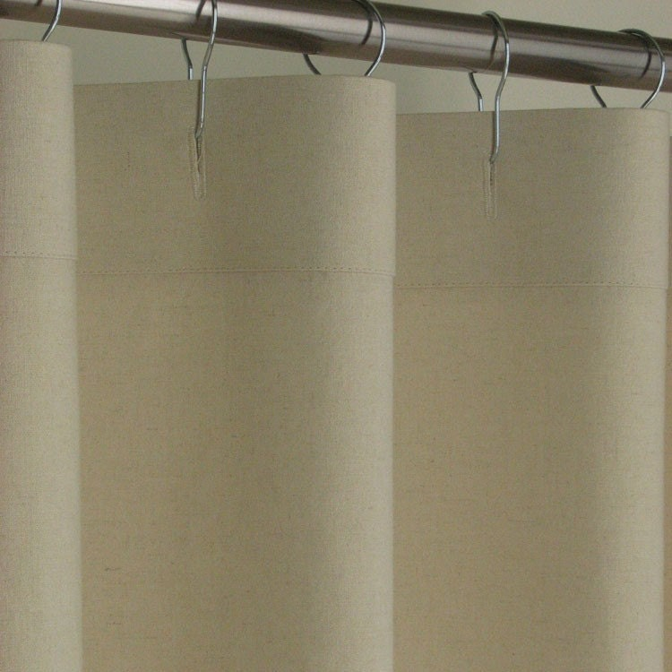 Linen Shower Curtains Curtains Blinds