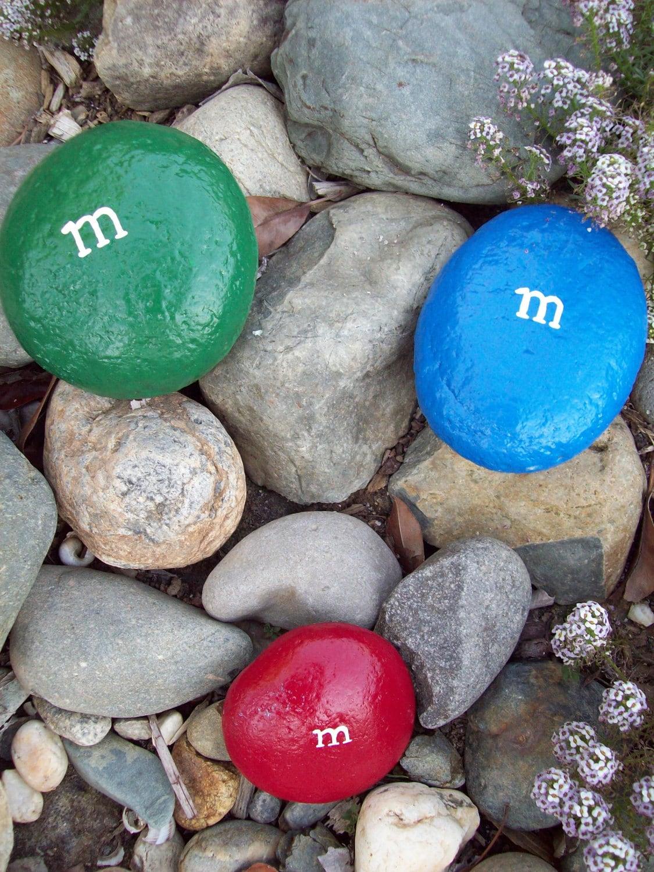 Рисунки на камнях для дачи фото 26 фотография